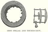 Iron Collar and Thumbscrew