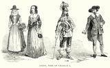 Dress, Time of Charles I