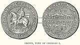 Crown, Time of Charles I