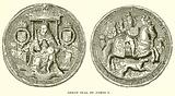 Great Seal of James I