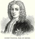 Robert Walpole, Earl of Orford
