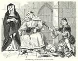 Prioress, Sumpnour, Pardoner