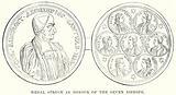Medal Struck in Honour of the Seven Bishops