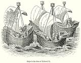 Ships in the Time of Richard II
