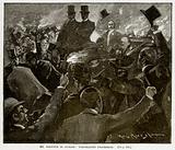 Mr. Balfour in Dublin: Torchlight Procession