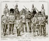 Uniforms in the British Army