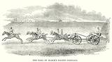The Earl of March's Racing Carriage
