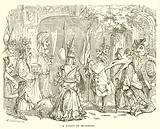 A Party of Mummers