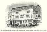 The Fortune Theatre, Golden Lane, Barbican, as it appeared in 1790