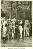 The First Consul Bonaparte and Lord Whitworth