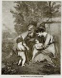 The Holy Family, By Sir Joshua Reynolds