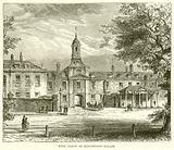 West Front of Kensington Palace