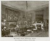 The Queen's Private Sitting-Room, Osborne