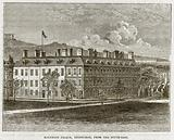 Holyrood Palace, Edinburgh, from the South-East
