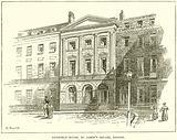 Lichfield House, St James's Square, London