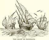 The Fleet of Frobisher