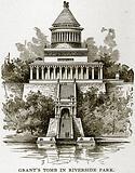 Grant's Tomb in Riverside Park