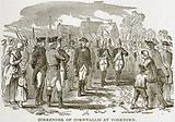 Surrender of Cornwallis at Yorktown