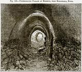 Underground Passage at Mehendi, Near Maharraka, Nubia
