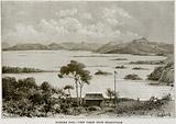 Stanley Pool – View taken from Brazzaville