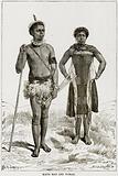 Kafir Man and Woman