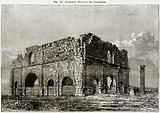 Lambzesis – Ruins of the Praetorium