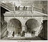 The Thames Tunnel as it was