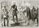 Joseph Sturge Presenting to the Emperor