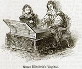 Queen Elizabeth's Virginal