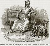 Charis and Stool in the Reign of King John