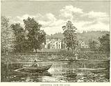Abbotsford, from the River