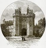 Gateway of Lancaster Castle