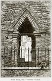 West Door, Holy Trinity Church
