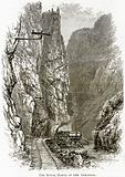 The Royal Gorge of the Arkansas