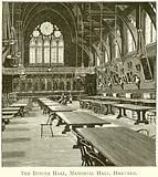 The Dining Hall, Memorial Hall, Harvard