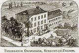 Temperance Orphanage, Sunbury-on-Thames