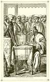 King John Signing Magna Charta