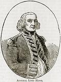 Admiral Lord Howe