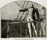 Admiral Duncan addressing the Mutineers