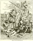Death of Sir Andrew Barton
