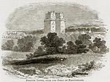 Preston Tower, Near the Field of Prestonpans