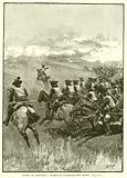 Battle of Blenheim: Charge of Marlborough's Horse