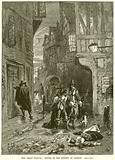 The Great Plague: Scenes in the Streets of London