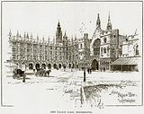 New Palace Yard, Westminster
