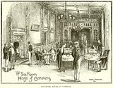 Tea-Room, House of Commons