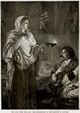 The Lady with the Lamp: Miss Nightingale in the Hospital at Scutari