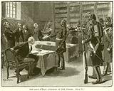The Coup D'etat: Eviction of the Judges