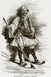 Mountaineer of Janina, Albania