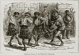 National Dance of the Highland Clansmen
