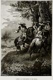 James II at the Battle of the Boyne